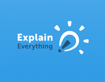 Explain Everything: Collaborative Interactive Whiteboard App