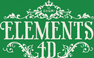 Element 4D: teach chemistry with Augmented Reality