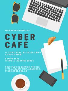 Cyber Café : Les ateliers de grammaire