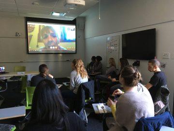 Édition Spéciale Cyber Café : Skype dans la classe