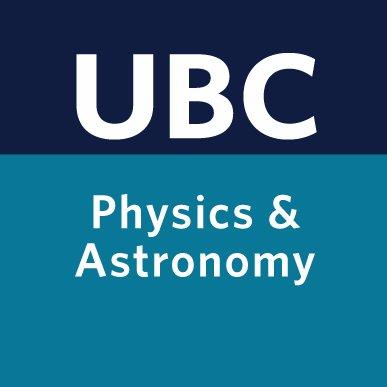 UBC physics and astronomy